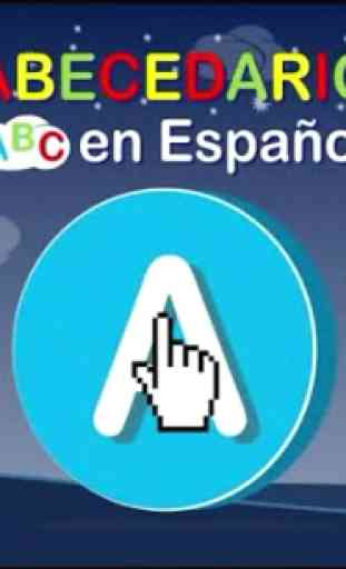 ABC alfabeto Español Video 2