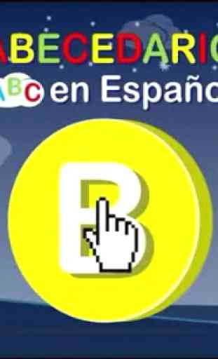 ABC alfabeto Español Video 3