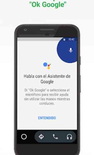 Android Auto: Google Maps, multimedia y mensajería 2