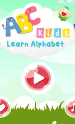 abc Niños aprender alfabeto 1