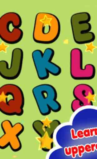 abc Niños aprender alfabeto 2