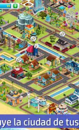 Ciudad Aldea: Sim de la Isla 2 Village City Island 4