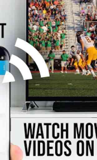 Video & TV Cast | Chromecast 1