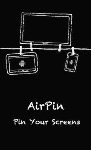 AirPinCast - DLNA/UPnP Sender 1