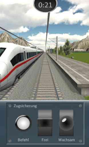 DB Train Simulator 2