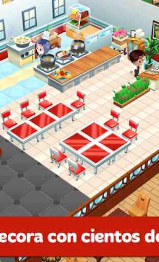 Restaurant Story 2 3