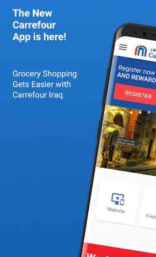 Carrefour Iraq 1