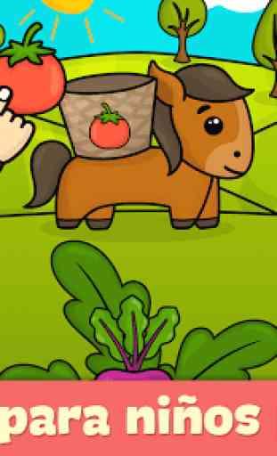 Juegos educativos para niños de 2 a 5 años 1