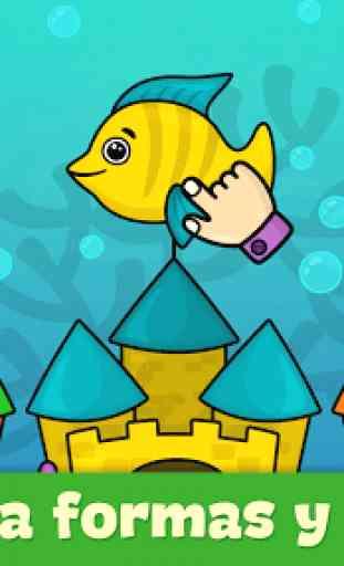 Juegos educativos para niños de 2 a 5 años 3