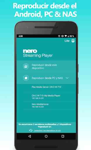 Nero Streaming Player 2