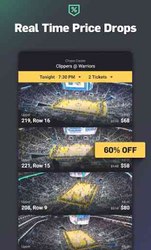 Gametime - Tickets to Sports, Concerts, Theater 3
