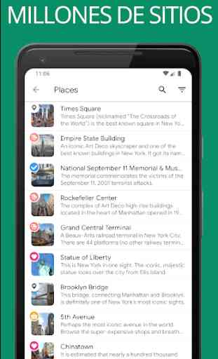 Sygic Travel: Guía y planificador de viajes 3