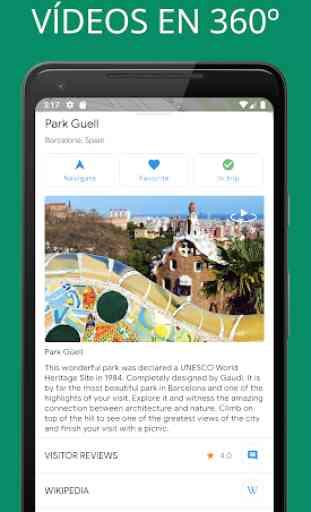 Sygic Travel: Guía y planificador de viajes 4