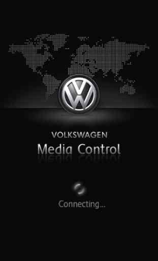 Volkswagen Media Control 1