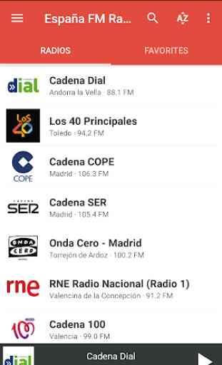 España FM Radio 1