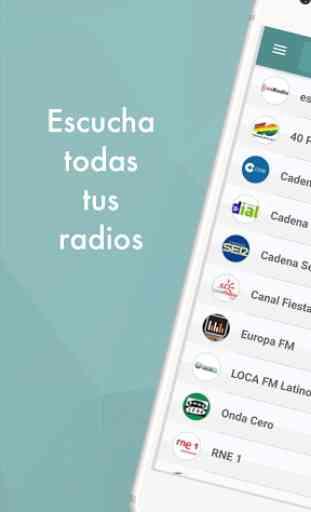 Radio FM España: Todas las radios gratis en vivo 1