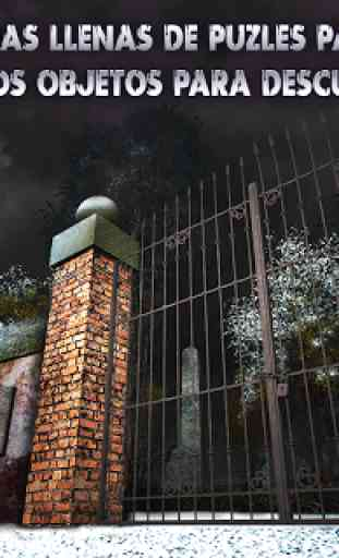 Haunted Manor 2 – The Horror behind the Mystery 1