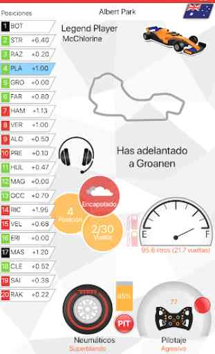 APEX Race Manager 2019 3