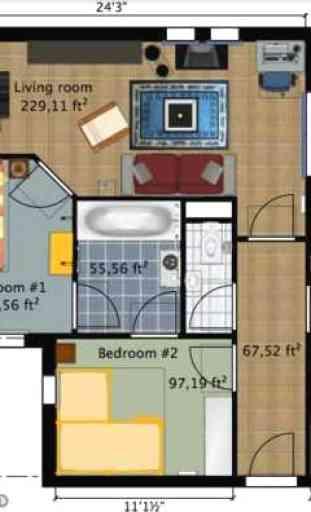 Home Design 3D 2