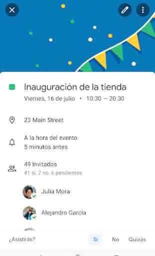 Google Calendar 3