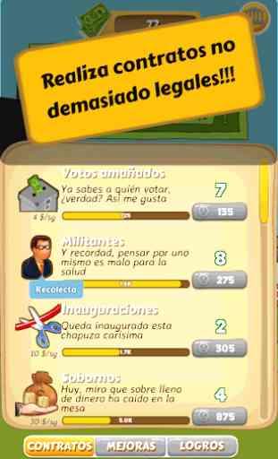 Alcalde Corrupto Clicker 2