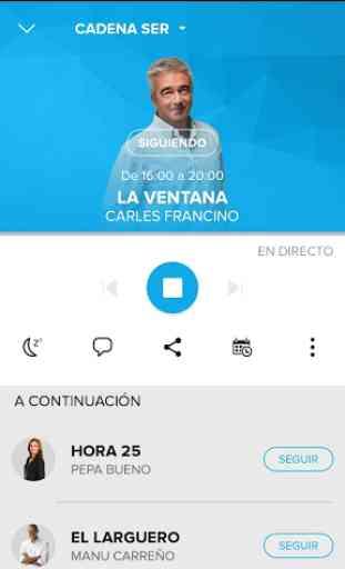Cadena SER Radio 2