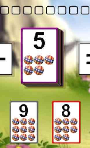 ABC y contando rompecabezas 4