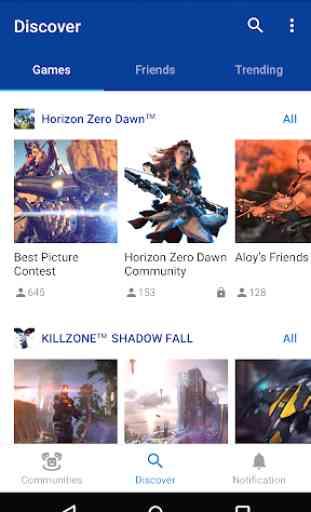 PlayStation Communities 3