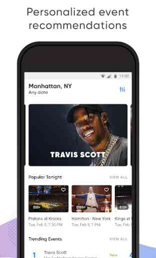 SeatGeek – Tickets to Sports, Concerts, Broadway 2