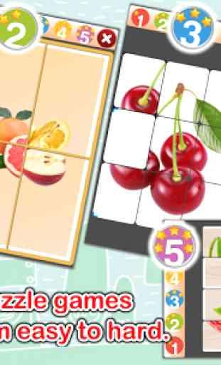 Aprender Frutas (Aprende idiomas) 2