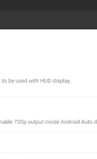 Headunit Reloaded Trial for Android Auto 2