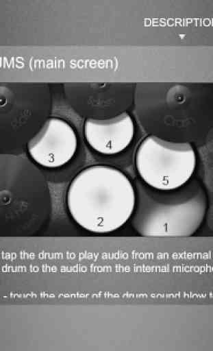 Electronic A Drum Kit 4