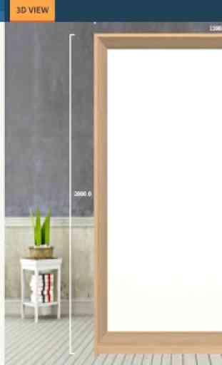 Utile closet 3D designer 1