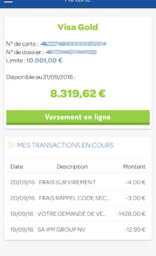 Carrefour Finance 2