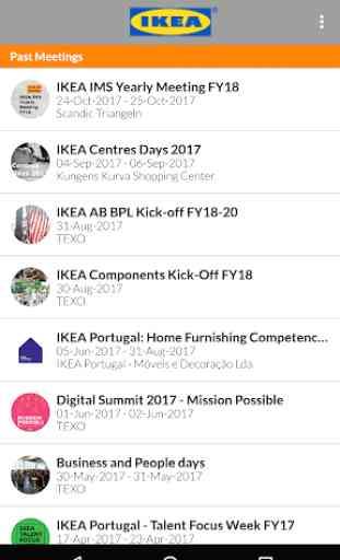 IKEA Meetings 2