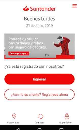 Santander móvil 1