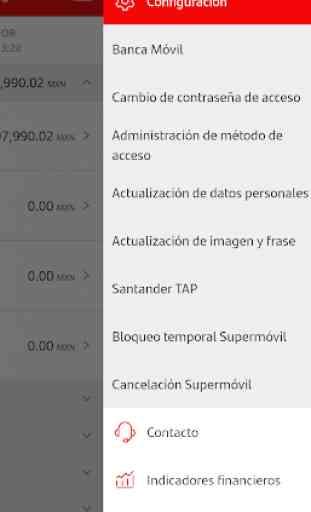 Santander móvil 2