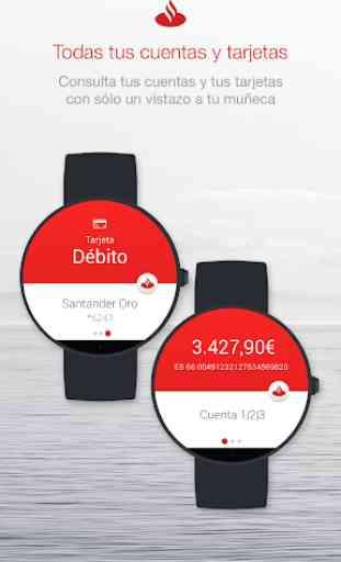 Santander Watch 1