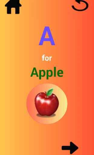 ABC para los niños 2