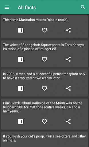 Interesting Facts 1