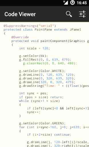 Code Viewer 1