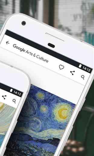 Google Arts & Culture 2