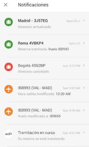 BCD Travel App 2