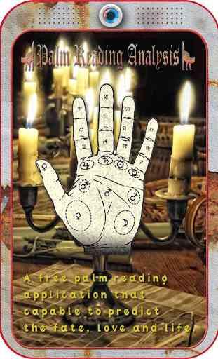 Palm Reading Analysis 1