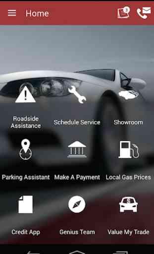 Circle BMW DealerApp 1