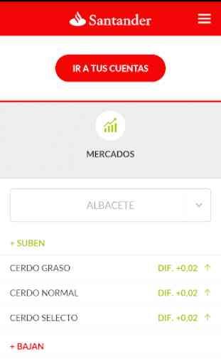 Santander Agro 1
