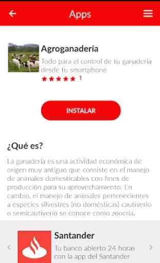Santander Agro 4