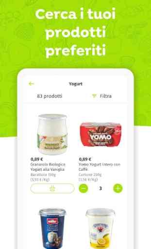 Supermercato24 - Spesa online 3