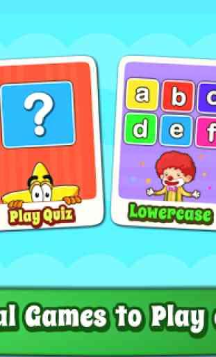 Aprende el alfabeto para niños - ABC English 1
