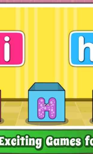 Aprende el alfabeto para niños - ABC English 4
